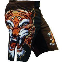 ММА шорты Hardcore Training Tiger