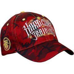 Бейсболка (кепка) Hardcore Training Camo - красный