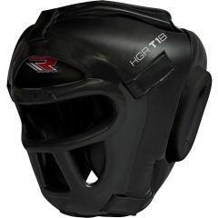 Боксерский шлем RDX HGR T1B с полной защитой лица