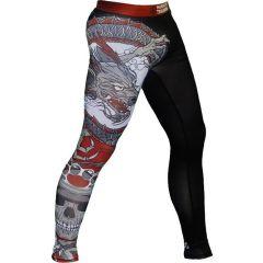 Компрессионные штаны Hardcore Training Tatsu