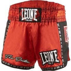 Шорты для тайского бокса Leone The Doctor - красный