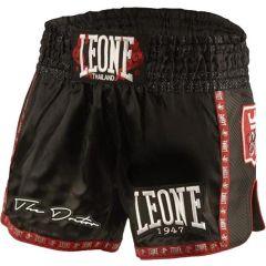 Шорты для тайского бокса Leone The Doctor - черный