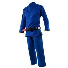 Кимоно (ги) для джиу-джитсу Adidas Challenge 2.0 синее