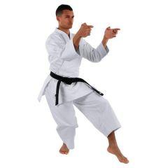 Кимоно для каратэ Adidas Kigai European Cut WKF белое