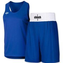 Форма боксерская Clinch синяя
