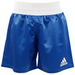 Шорты боксерские Adidas Multi Boxing Shorts синие