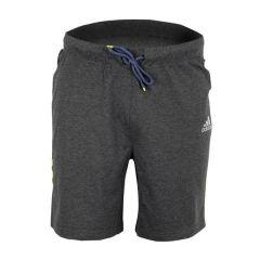 Шорты спортивные Adidas Base Shorts Speedline серо-желтые