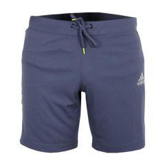 Шорты спортивные Adidas Training Short Speedline серо-желтые