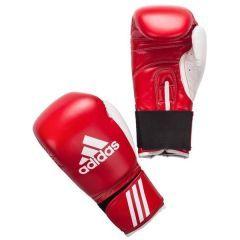 Перчатки боксерские Adidas Response красно-белые