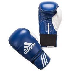 Перчатки боксерские Adidas Response сине-белые