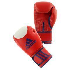 Перчатки для кикбоксинга Adidas Kspeed200 WAKO красные