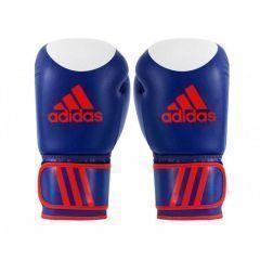 Перчатки для кикбоксинга Adidas Kspeed200 WAKO синие