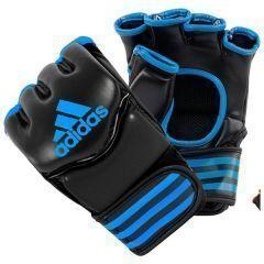 Перчатки для ММА Adidas Traditional Grappling черно-синие