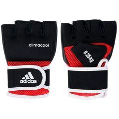 Перчатки с утяжелителями 0.25 кг Adidas Cross Country Glove черные
