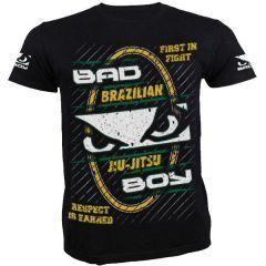 Футболка Bad Boy Brazilian Jiu Jitsu