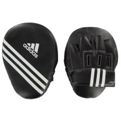 Лапы Adidas Focus Mitt Short Eco черные