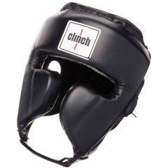 Шлем боксерский Clinch Punch черный