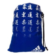 Мешок для кимоно Adidas Satin Carry Bag Judo сине-белый