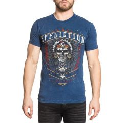 Футболка Affliction Coyote Motors