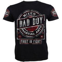 Футболка Bad Boy Character - черный/красный