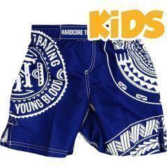Детские ММА шорты Hardcore Training Ta Moko