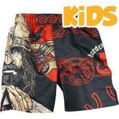 Детские ММА шорты Hardcore Training Viking 3.0