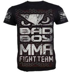 Футболка Bad Boy Fight Team - черный