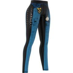 Женские компрессионные штаны Smmash Steampunk
