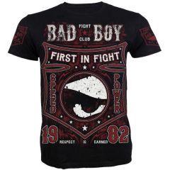 Футболка Bad Boy Eye - черный/красный