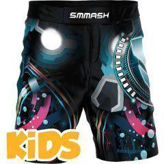Детские ММА шорты Smmash Squiddy