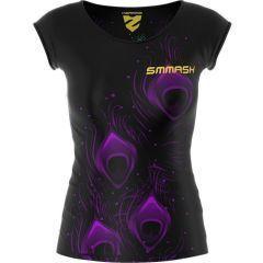 Женская тренировочная футболка Smmash Pride