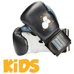 Детские боксерские перчатки Ultimatum Boxing Navy