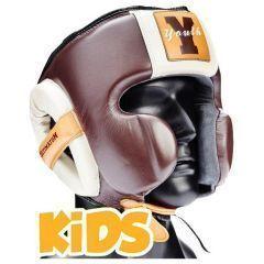 Детский боксерский шлем Ultimatum Boxing Cherry
