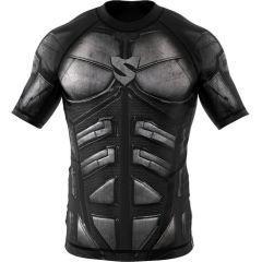 Рашгард Smmash Dark Knight - короткий рукав