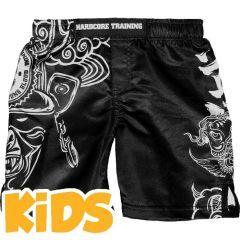 Детские ММА шорты Hardcore Training Koi