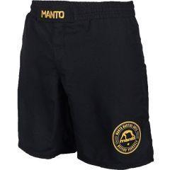 ММА шорты Manto Basico - черный