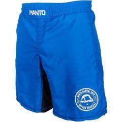 ММА шорты Manto Basico - синий