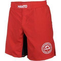 ММА шорты Manto Basico - красный