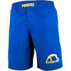 ММА шорты Manto RipStop 4.0 - синий