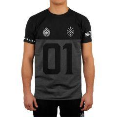 Футболка Wicked One Rydaz - черный/серый