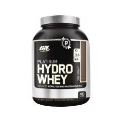 Сывороточный изолят Optimum Nutrition Platinum Hydrowhey 1,59 кг