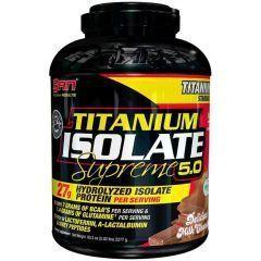 Сывороточный изолят SAN Titanium Isolate Supreme 2,27 кг