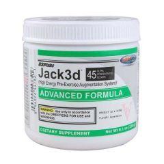 Предтренировочный комплекс USPlabs Jack3D Advanced 230 г