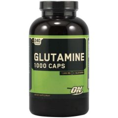Optimum Nutrition Glutamine 1000 Caps 240 капсул