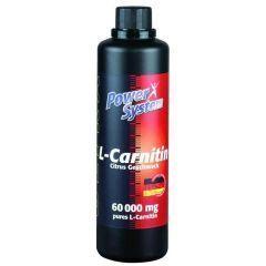 Power System L-Carnitine 60.000 мг 500 мл