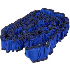 Синяя резиновая петля в рукаве Atletika24 (20-59 кг)