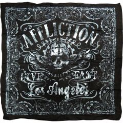 Шарф-платок Affliction Logo Paisley