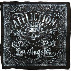 Шарф-платок Affliction Logo Paisley