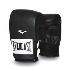 Снарядные перчатки Everlast Powerlock - чёрный