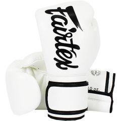 Боксерские перчатки Fairtex BGV-14 - белый